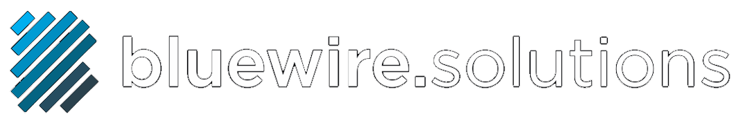 bluewire.solutions Logo